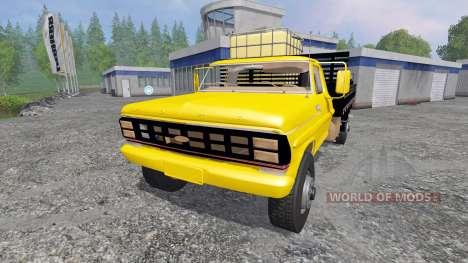 Ford F-4000 for Farming Simulator 2015