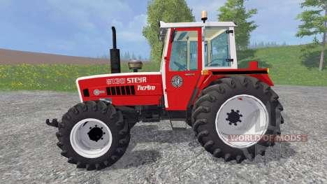 Steyr 8130A for Farming Simulator 2015