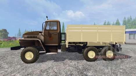 Ural-4320 [GKB-817] for Farming Simulator 2015