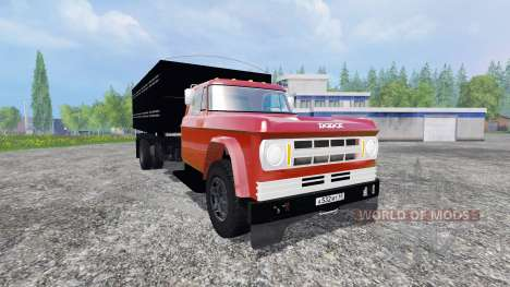 Dodge D700 [truck][final] for Farming Simulator 2015