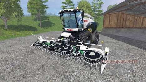 CLAAS Jaguar 870 for Farming Simulator 2015