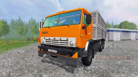 KamAZ-53212 [trailer] for Farming Simulator 2015