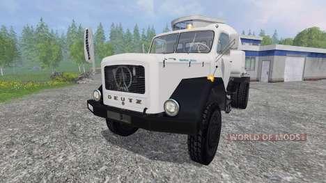 Magirus-Deutz 200D26 1964 [special] for Farming Simulator 2015
