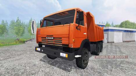 KamAZ-65115 v1.0 for Farming Simulator 2015