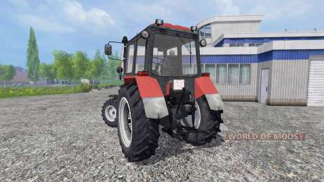MTZ-82.1 Belarusian v1.0 for Farming Simulator 2015