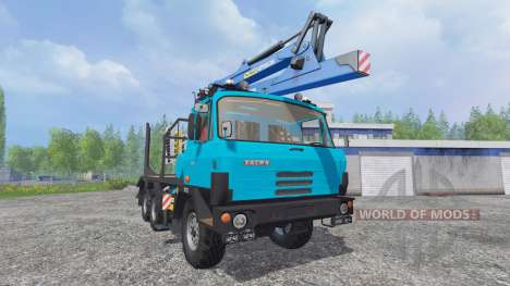 Tatra T815 [forest] for Farming Simulator 2015