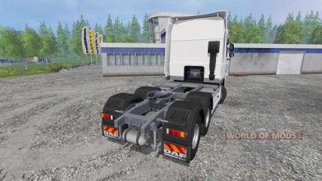 DAF XF105 v0.9 for Farming Simulator 2015