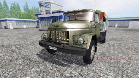 ZIL-131 [diesel] v2.0 for Farming Simulator 2015