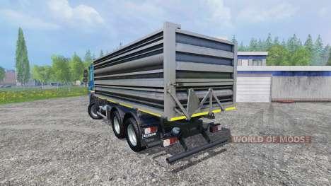 Tatra Phoenix T 158 6x6 [Agro] for Farming Simulator 2015