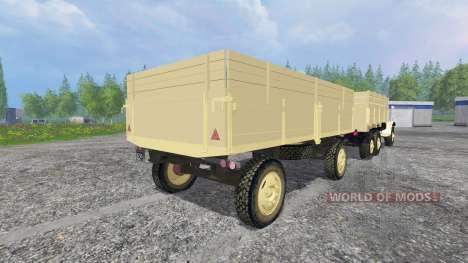 ZIL-157 [GKB-817] for Farming Simulator 2015