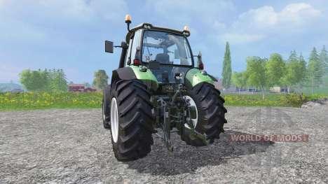 Deutz-Fahr Agrotron 6190 TTV v1.0 for Farming Simulator 2015