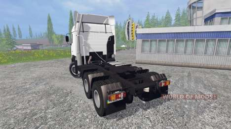 MAZ-6430 for Farming Simulator 2015