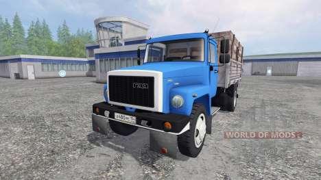 GAZ-35071 v1.0 for Farming Simulator 2015