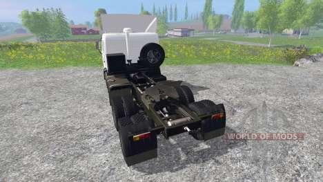 KamAZ 54115 v1.1 for Farming Simulator 2015