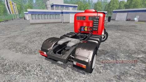 Mercedes-Benz 1519 v2.0 for Farming Simulator 2015