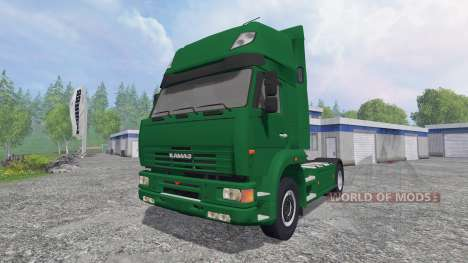 KamAZ-5460 for Farming Simulator 2015