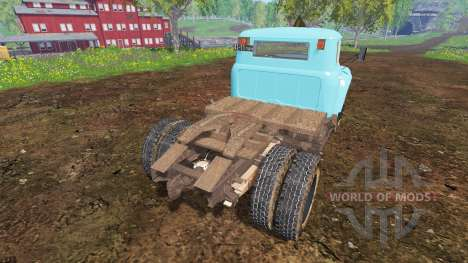 ZIL-130В1 for Farming Simulator 2015