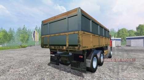 KamAZ-55102 v1.0 for Farming Simulator 2015