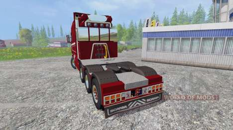 Scania Heavy for Farming Simulator 2015