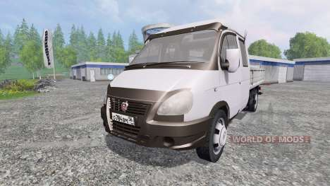 GAZ-3310 Valday for Farming Simulator 2015
