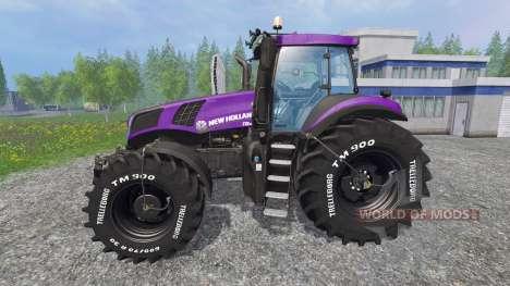 New Holland T8.420 [PKM Edition] for Farming Simulator 2015