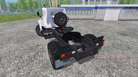 Ural-43206 v1.1 for Farming Simulator 2015