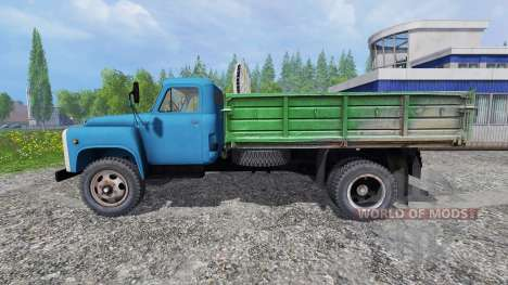 GAZ-53 v1.2 for Farming Simulator 2015
