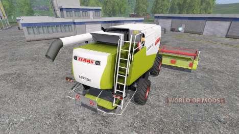 CLAAS Lexion 580 for Farming Simulator 2015
