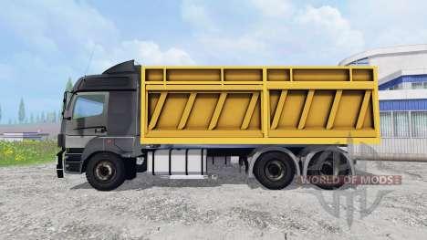 KamAZ-5490 [dump truck] for Farming Simulator 2015