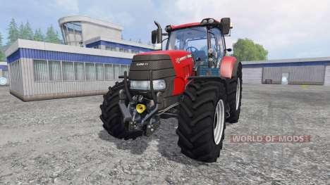 Case IH Puma CVX 240 v1.0 for Farming Simulator 2015