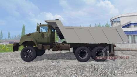 The KrAZ B18.1 v2.0 for Farming Simulator 2015