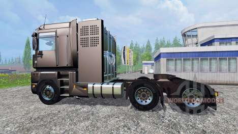 Renault Magnum Integral v2.0 for Farming Simulator 2015