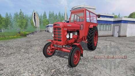 UTB Universal 650 [old] v1.2 for Farming Simulator 2015