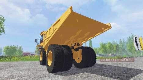 Caterpillar 773E for Farming Simulator 2015