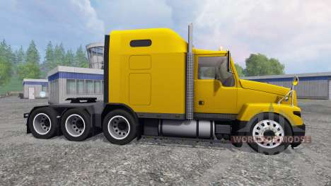 GAZ Titan v1.8 for Farming Simulator 2015