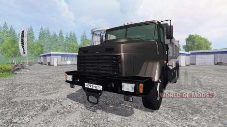 KrAZ-6510 v1.0 for Farming Simulator 2015