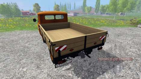 UAZ-452D for Farming Simulator 2015