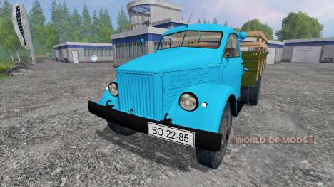 GAZ-51A for Farming Simulator 2015