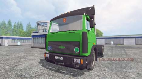 MAZ-5432 for Farming Simulator 2015