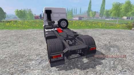 KamAZ-5460 [multicolor] for Farming Simulator 2015