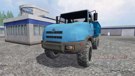44202-59 Ural [truck] for Farming Simulator 2015