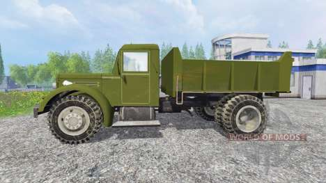 MAZ-205 for Farming Simulator 2015