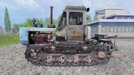 T-150 v1.0 for Farming Simulator 2015