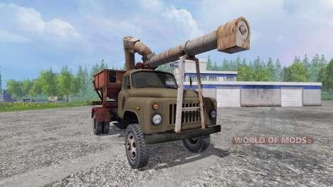 GAZ-53 AU-2UM for Farming Simulator 2015