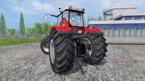 Massey Ferguson 6495 for Farming Simulator 2015