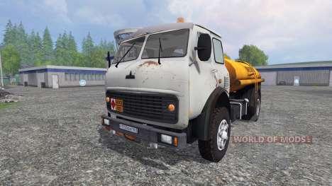 MAZ-500 v2.0 for Farming Simulator 2015