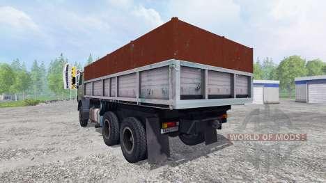 KamAZ 55102 [farmer] for Farming Simulator 2015