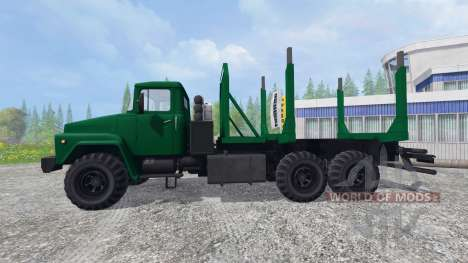 KrAZ-260 [timber] for Farming Simulator 2015
