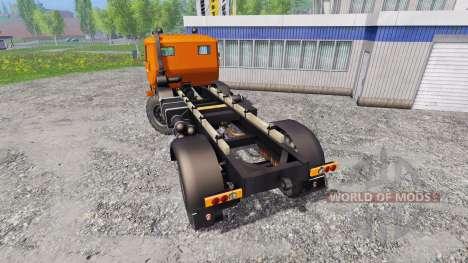 KAZ-4540 for Farming Simulator 2015