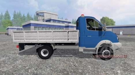 GAZ-3310 Valday for Farming Simulator 2015